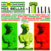 Play & Download Las 20 canciones más bellas de Italia by Various Artists | Napster