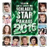 Play & Download Die große Schlagerstarparade 2015 by Various Artists | Napster