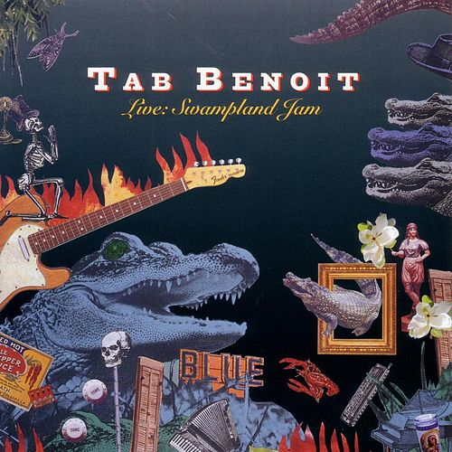 Live: Swampland Jam by Tab Benoit
