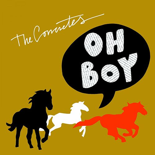 Oh Boy by The Concretes