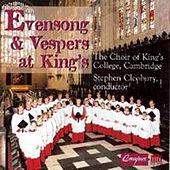 Play & Download Evensong and Vespers At King's by Various Artists | Napster