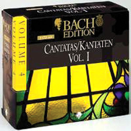 Bach Edition Vol. 4, Cantatas Vol. I Part: 5 by Knut Schoch