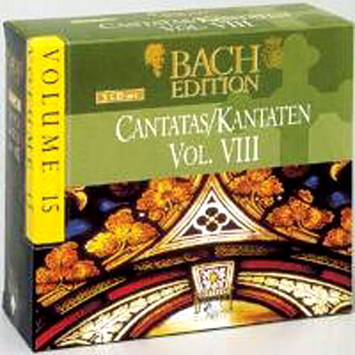 Bach Edition Vol. 15, Cantatas Vol. VIII Part: 1 by Various Artists