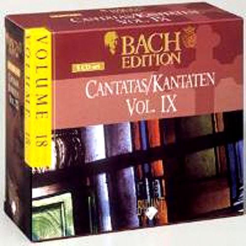 Play & Download Bach Edition Vol. 18, Cantatas Vol. IX Part: 1 by Various Artists | Napster