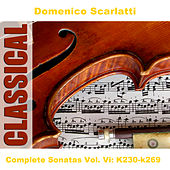 Complete Sonatas Vol. Vi: K230-k269 by Peter Arts