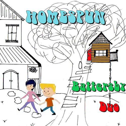Play & Download Homespun by Battersby Duo | Napster