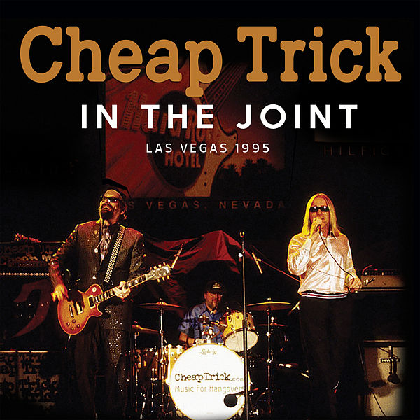 Cheap Trick Album In the Joint (L...