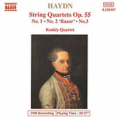 Play & Download String Quartets Op. 55, Nos. 1-3 by Franz Joseph Haydn | Napster