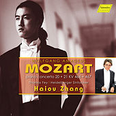 Play & Download Mozart: Piano Concertos Nos. 20 & 21 by Haiou Zhang | Napster