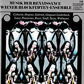 Play & Download Musik der Renaissance by Wiener Blockflötenensemble | Napster