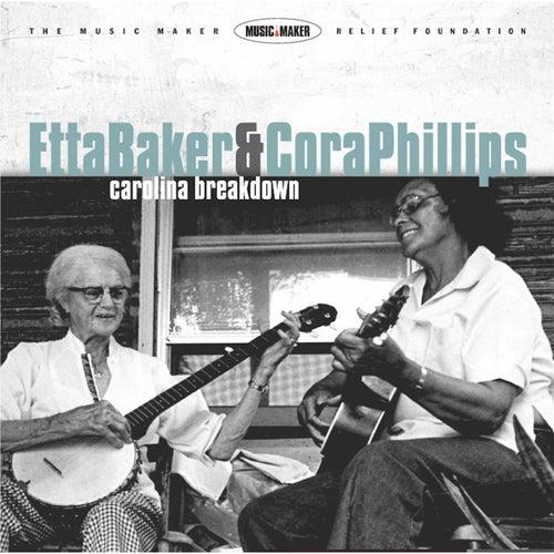 Play & Download Carolina Breakdown by Etta Baker | Napster