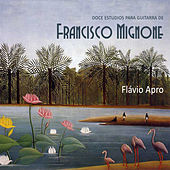 Play & Download Doce Estudios para Guitarra de Francisco Mignone by Flávio Apro | Napster