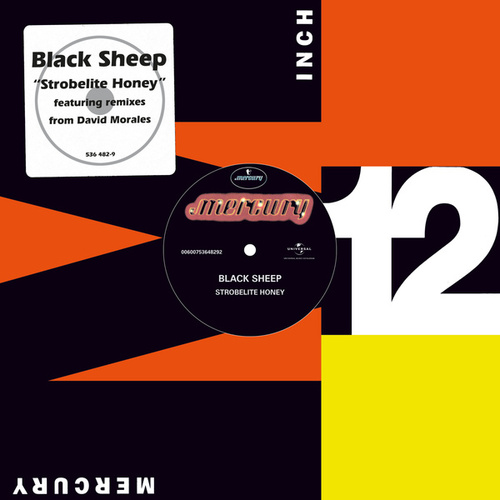 Strobelite Honey by Black Sheep
