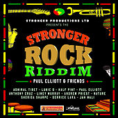 Stronger Rock Riddim by Various Artists