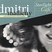 Starlight Cafe by Dmitri Matheny