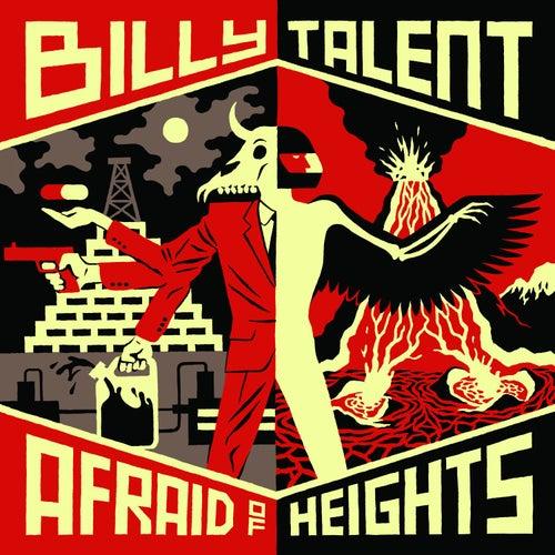 Afraid of Heights von Billy Talent