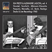 Play & Download Ida Presti & Alexandre Lagoya, Vol. 4 by Ida Presti | Napster