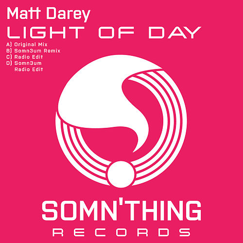 Light of Day by Matt Darey