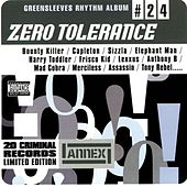 Greensleeves Rhythm Album #24: Zero Tolerance by Various Artists