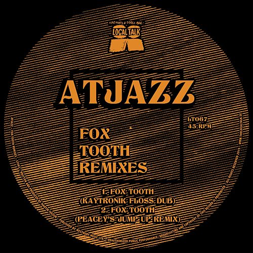 Play & Download Fox Tooth Remixes by Atjazz | Napster