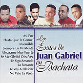 Los Éxitos de Juan Gabriel en Bachata by Various Artists
