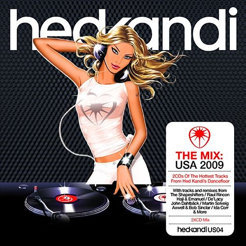 Hed Kandi: The Mix USA 2009 by Various Artists