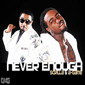 Play & Download Never Enough by A-Game | Napster