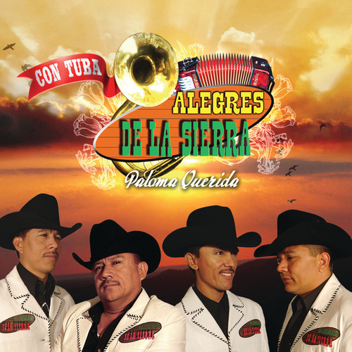 Play & Download Paloma Querida by Los Alegres De La Sierra | Napster