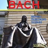 Bach: Partita No.1, Italian Concerto, Toccata in D by Dubravka Tomsic