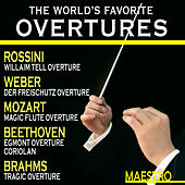 Play & Download The World's Favorite Overtures by Various Artists | Napster
