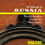 Play & Download The Splendor Of Russia by Various Artists | Napster