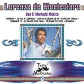 Lorenzo De Monteclaro Con El Mariachi Mexico  Feria Mexicana by Lorenzo De Monteclaro