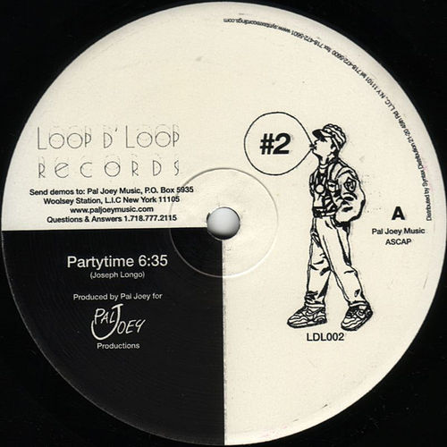 Loop D' Loop #2 by Pal Joey