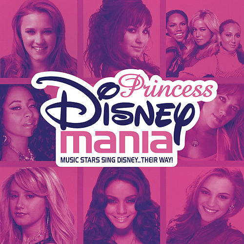 Princess Disneymania by Various Artists