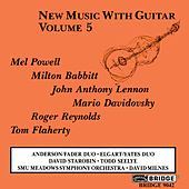 Play & Download STAROBIN, David: New Music with Guitar, Vol. 5 by Various Artists | Napster