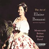 Play & Download BONAZZI, Elaine: The Art of Elain Bonazzi by Elaine Bonazzi | Napster