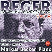 Play & Download Max Reger: Das Klavierwerk Vol. 8 by Markus Becker | Napster