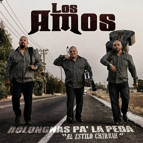 Play & Download Rolononas pa' la Peda by Los Amos | Napster