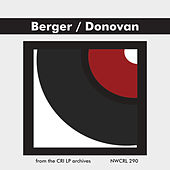 Arthur Berger & Richard Donovan: Chamber Works by Various Artists