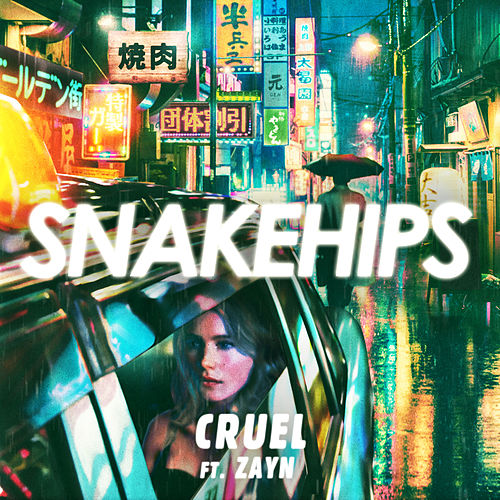 Cruel by Snakehips