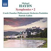 Play & Download M. Haydn: Symphonies, Vol. 2 by Filip Dvořák | Napster