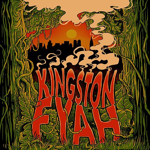 Play & Download Kingston Fyah by New Kingston | Napster