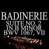 Bach: Orchestral Suite No. 2 in B Minor, BWV 1067: VII. Badinerie by Piano Man