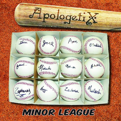 Play & Download Minor League by ApologetiX | Napster