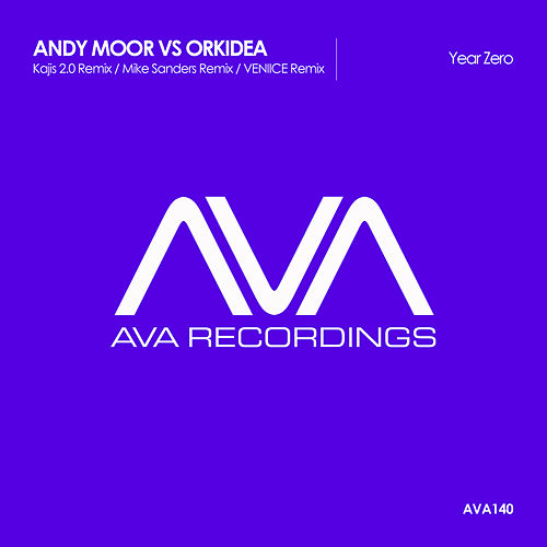 Year Zero (The Remixes) by Andy Moor
