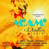 Miami Weather Riddim by Various Artists