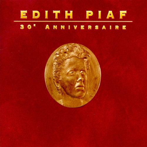 30E Anniversaire by Edith Piaf