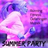 Summer Party - Running Fitness Oefeningen Muziek met Deep House Dubstep Electro Techno Klanken by Ibiza Fitness Music Workout