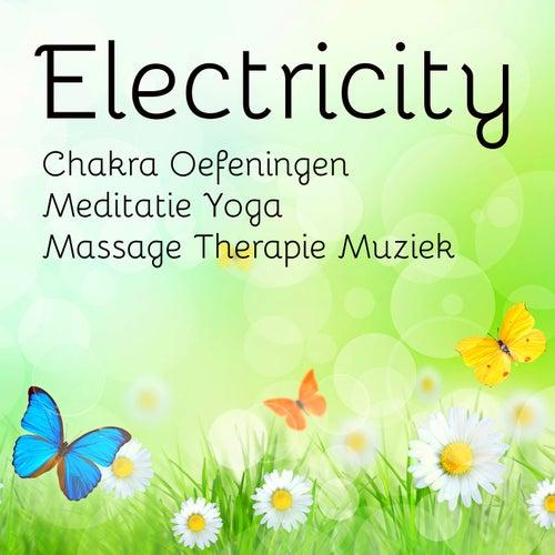 Electricity - Chakra Oefeningen Meditatie Yoga Massage Therapie Muziek voor met Lounge Chillout Klanken by Various Artists