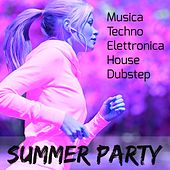 Summer Party - Musica Techno Elettronica House Dubstep per Festa in Spiaggia Fitness Sessione di Allenamento by Ibiza Fitness Music Workout